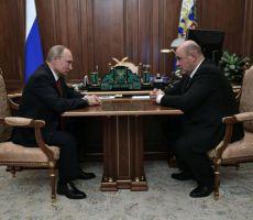 رئيس وزراء روسيا يعلن إصابته بكورونا