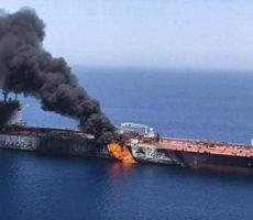 إصابة سفينة 'إسرائيلية' بصاروخ إيراني في بحر العرب