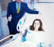 سيدة في الرابعة والثلاثين من العمر تتنفس بسهولة مجدداً بعد علاج تضيّق الصمام الرئوي بنجاح وتخطط للحمل والإنجاب