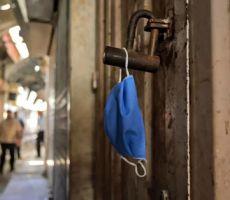 غزة: وفاتان و406 إصابات جديدة بفيروس كورونا