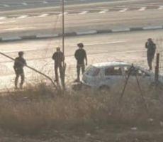الاعلان عن استشهاد الشاب الذي اصيب قرب حاجز الزعيم