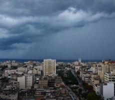 التوقعات الجوية تقلق سكان غزة...اسامة قدوس