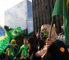 وفيات كورونا بالبرازيل تتجاوز نصف مليون واحتجاجات تحمل الرئيس المسؤولية