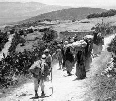 تقرير احصائي:66 % من الفلسطينيين الذين كانوا يقيمون في فلسطين التاريخية عام 1948 تم تهجيرهم