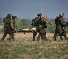 اصيب جندي احتلالي بالرصاص خلال تدريب للجيش في قاعدة عسكرية وسط اسرائيل.