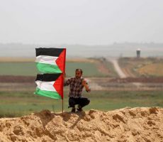 مستوطنون بغلاف غزة يغادرون قبل مسيرة العودة الكبرى