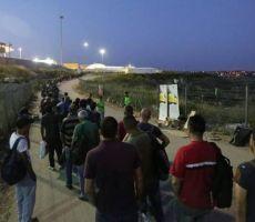 نادي الأسير يدين الإجراءات المذلة التي فرضتها سلطات الاحتلال على عائلات الأسرى اليوم خلال توجههم للزيارة