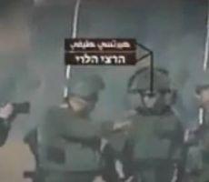 شاهد الفيديو : اللواء هليفي في مرمى قناصة كتائب المجاهدين