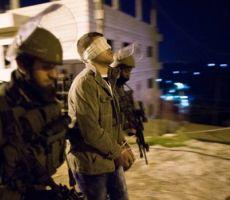الاحتلال يعتقل 27 مواطنا