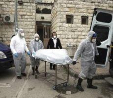 ارتفاع عدد وفيات اسرائيل الى 201 حالة