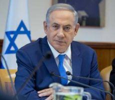 نتنياهو يتهم الرئيس عباس بخنق غزة ويهدد حماس