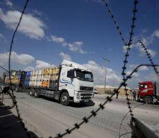 الاحتلال يعيد فتح المعابر مع غزة تطبيقاً لتفاهمات التهدئة