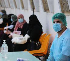 15 حالة وفاة و708 إصابة جديدة بفيروس كورونا في غزة