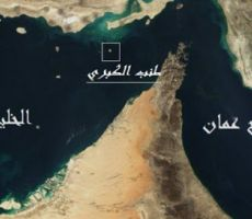 هزتان أرضيتان في الخليج العربي