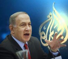 صحيفة:نتنياهو يسعى إلى إغلاق مكتب قناة الجزيرة في إسرائيل