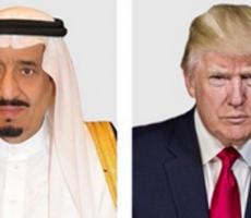 هذا ما قاله الملك سلمان في مهاتفته لترامب عقب قتل طالب سعودي لـ3 بقاعدة أمريكية.. ؟