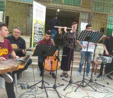 بالصور: سبسطية تحتضن امسية شعرية وفرقا موسيقية وفعاليات متنوعة ضمن مهرجان نابلس الثالث للسياحة والثقافة والفنون