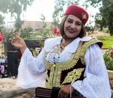 شاهد الصور:فلسطين عروس الشعر ضمن  الدورة 24 من مهرجان المزونة الدولي للأغنية الريفية والشعر الشعبي