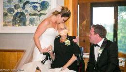 قصة زفاف تفطر القلوب.. حضرت زواج ابنتها ثم ماتت