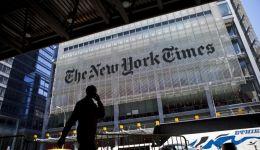 نيويورك تايمز تعتذر عن كاريكاتور معاد للسامية
