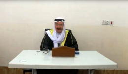 فيديو| رسالة مصورة لنائب الرئيس العراقي الراحل صدام حسين