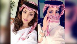 شاهد| الفنانة والإعلامية السعودية نصرة الحربي تفاجئ متابعيها بهذا القرار
