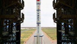 شنتشو تمثل أول رحلة صينية مأهولة للفضاء منذ 2016
