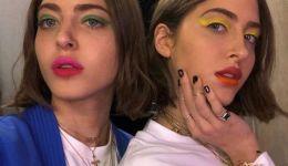 توأمتان فلسطينيتان تسطعان في مشهد الموضة في نيويورك