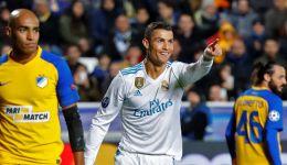 شاهد :ريال مدريد يستعرض ويتأهل لثمن النهائي
