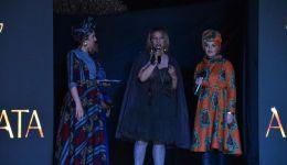 مغربية تتوج بجائزة مهرجان 'أفريكان فاشن طالنت'