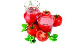 عصير الطماطم خزان الفوائد والصحة