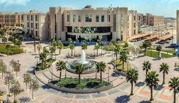 سعودية تلتحق بالجامعة على مشارف الـ 70