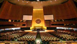 وزير مشارك في الجمعية العامة للأمم المتحدة مصاب بكوفيد