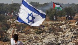 أحدث استطلاع فلسطيني :(59%) يعارضون عودة العلاقات مع اسرائيل و55% ضد التنسيق الامني