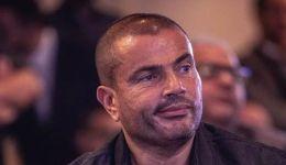 عمرو دياب لأحد الحضور: اطفي السيجارة