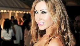 فنانة لبنانية توضح حقيقة زواجها من ثري سعودي..فيديو