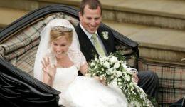 الحفيد الأكبر للملكة إليزابيث يطلق زوجته