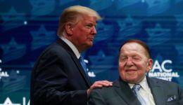 ملياردير يهودي يكافئ ترامب بـ50 مليون دولار بعد اتفاقي التطبيع
