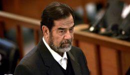 محامي صدام حسين وهو على فراش الموت يكشف سراً خطيراً.. لهذا السبب لم يقاوم الشهيد الجنود الذين اعتقلوه