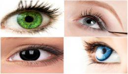 دراسة تتوصل لكيفية كيفية تحدّد لون عيون البشر