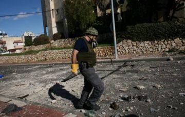 الفصائل الفلسطينية تنفي علاقتها بصاروخ 'بئر السبع'