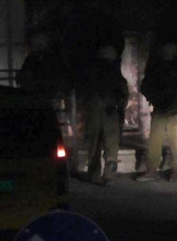 اعتقالات في الضفة والعثور على اسلحة