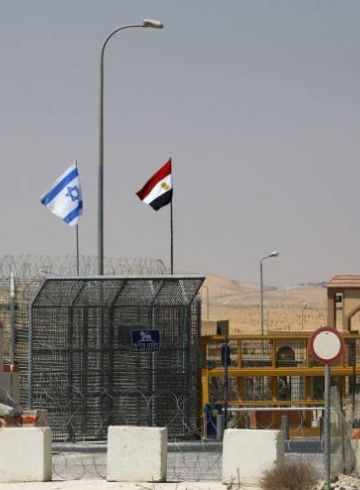إسرائيل تتهم الجيش المصري بانتهاك سيادتها