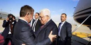 هذا ما بحثه الرئيس عباس في اجتماعه بالعاهل الاردني في عمان