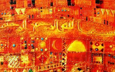 جولة في روح الفنان وليد الجعفري ...بقلم وعدسة: زياد جيوسي