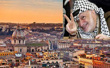 روما كادت'أبو عمار'....فيينا لتيودور هيرتزل  .....أحمد دغلس
