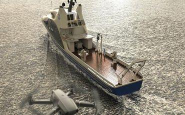 الصين بصدد تصنيع أول سفينة ذكيّة في العالم