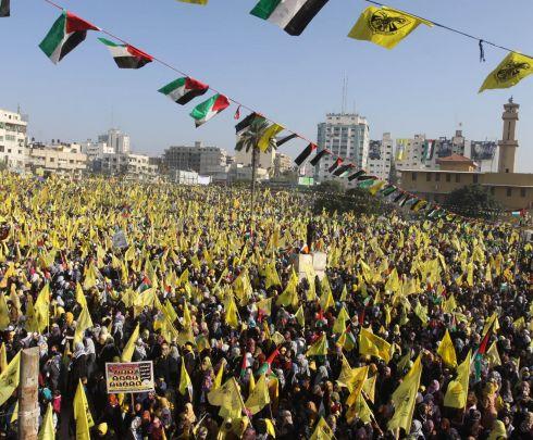 حلس: التحضيرات جارية لإقامة مهرجان انطلاقة فتح 55