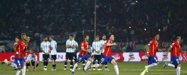 تشيلي تحرز كأس كوبا أميركا