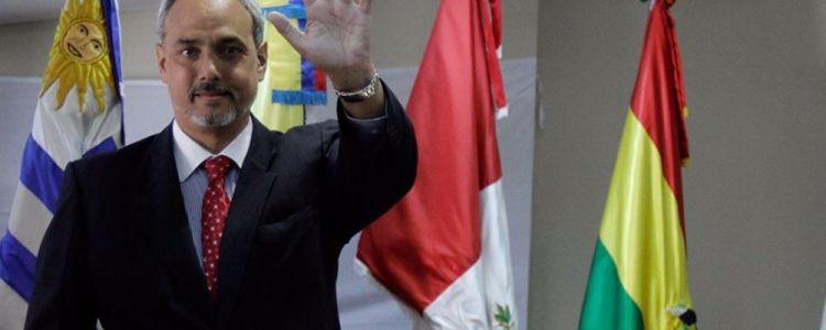 اعتقال الرئيس السابق للاتحاد البيروفي